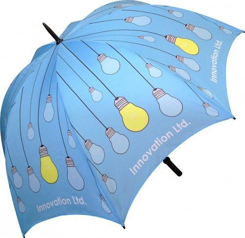 Paraguas promocional sublimación todo color