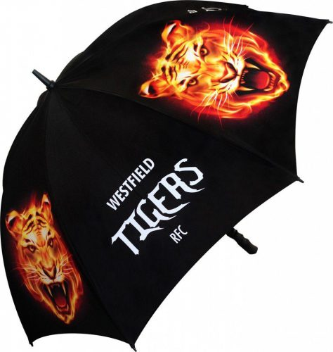 Paraguas promocional impresión todo color