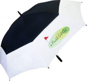 Paraguas Golf Antiviento con funda