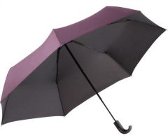 Paraguas personalizado logo color plegable