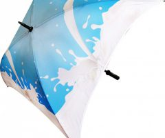 Paraguas promocional cuadrado
