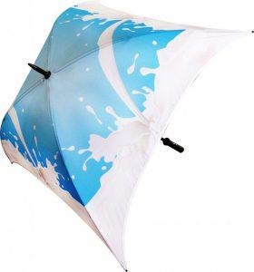 Paraguas personalizado cuadrado Golf
