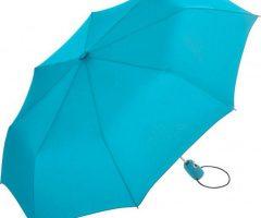 Paraguas promocional plegable automático con logo