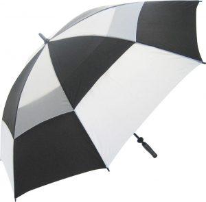 Paraguas Golf antiviento bicolor