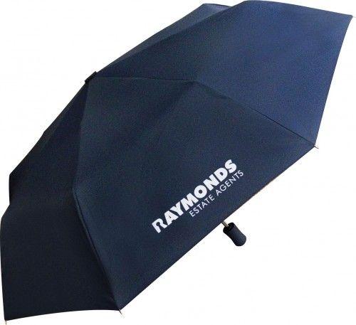 Paraguas publicidad logo color plegable automatico