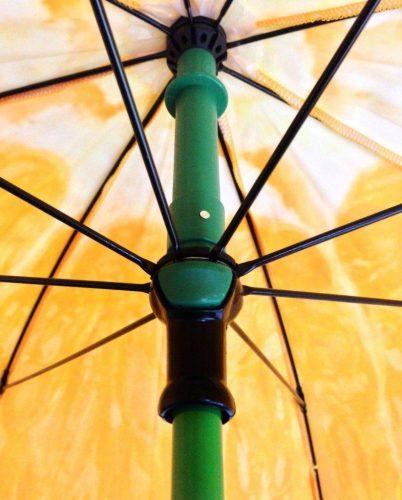 Paraguas personalizado con fotos eje y varillas