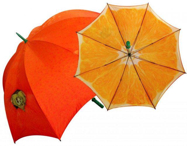 Paraguas personalizado con fotos doble cara