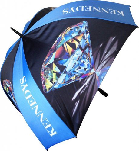 Paraguas personalizado octogonal con foto a todo color