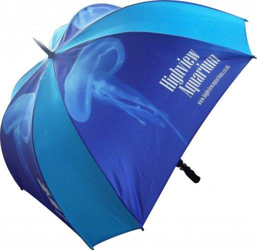 Paraguas personalizado octogonal sublimación todo color