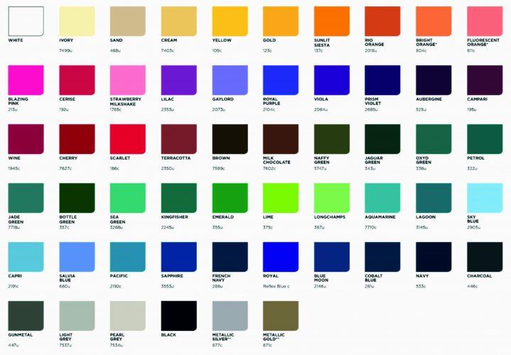 Colores tela paraguas personalizado regalo publicitario