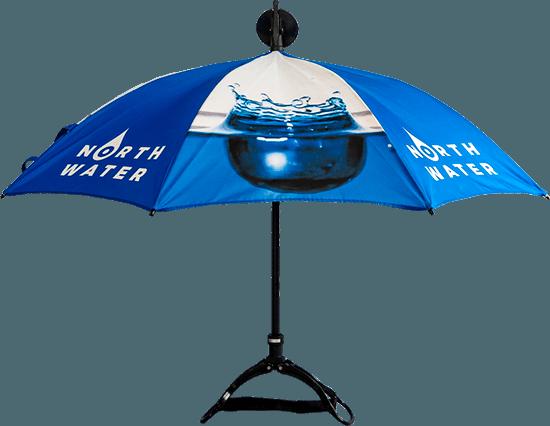 Paraguas asiento regalo publicitario