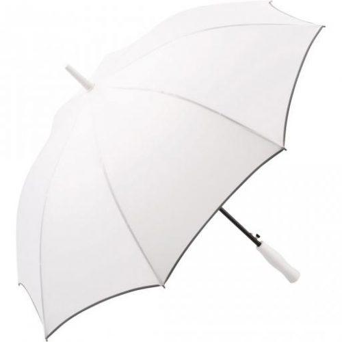 Paraguas personalizado antiviento reflectante FARE blanco