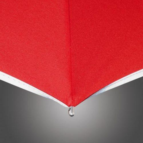 Paraguas personalizado antiviento ribete reflectante FARE
