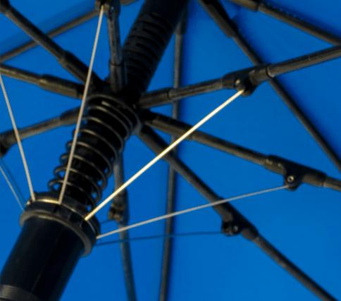 Paraguas personalizado ecologico antiviento varillas