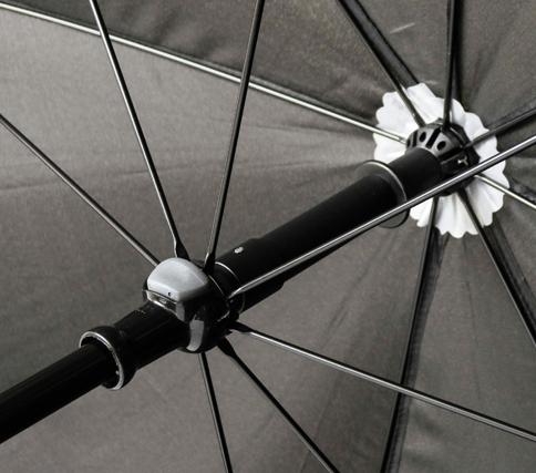 Paraguas personalizado ecologico ejecutivo varillas