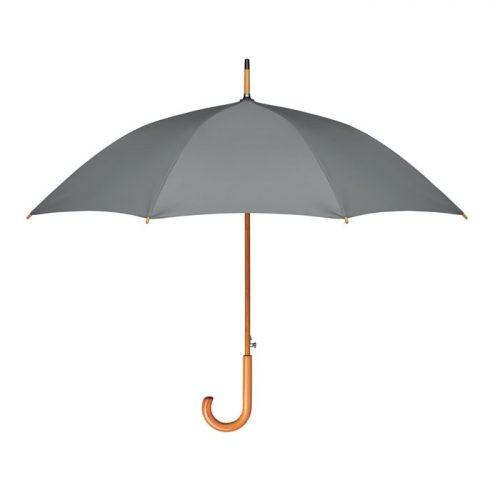 Paraguas personalizado ecologico madera