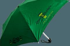 Paraguas personalizado ecologico plegable