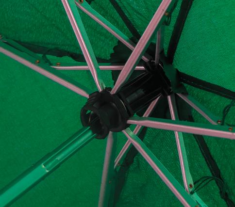 Paraguas personalizado ecologico plegable varillas