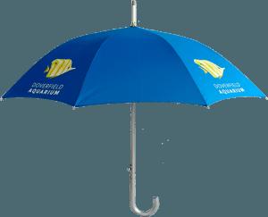Paraguas personalizado regalo publicitario en aluminio