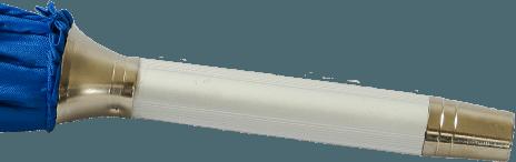 Paraguas personalizado regalo publicitario en aluminio contera