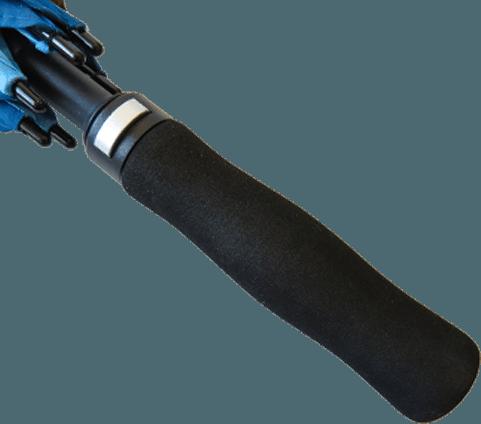 Paraguas personalizado golf automatico fibra de vidrio mango