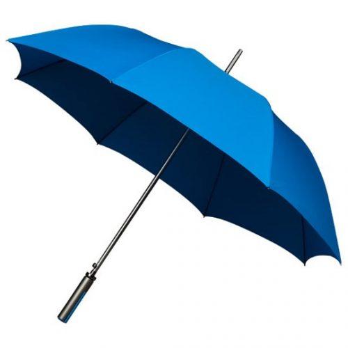 Paraguas personalizado golf ejecutivo azul royal