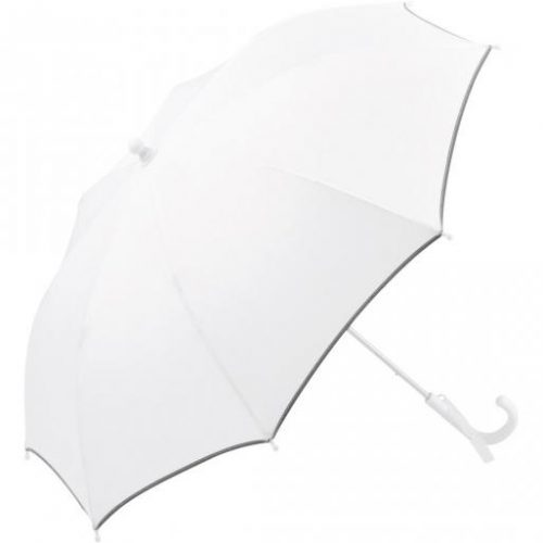 Paraguas personalizado infantil seguridad FARE blanco