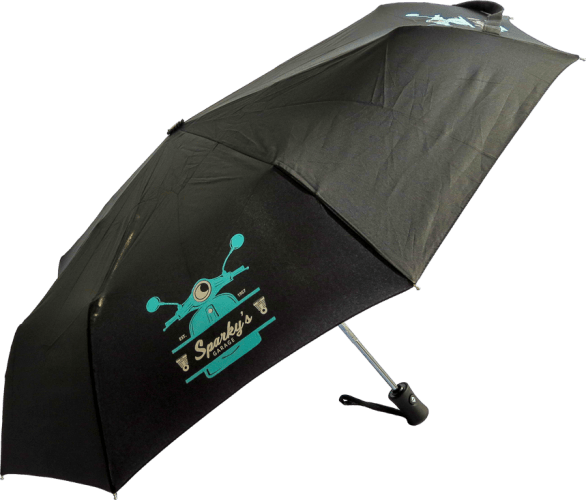 Paraguas personalizado plegable ejecutivo