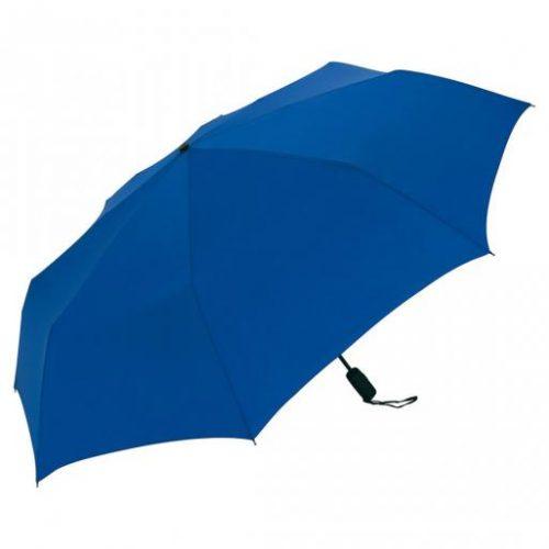 Paraguas plegable personalizado Ejecutivo antiviento FARE azul