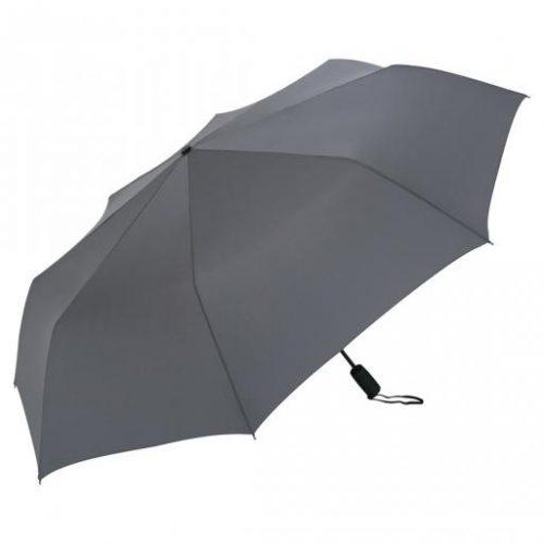 Paraguas plegable personalizado Ejecutivo antiviento FARE gris