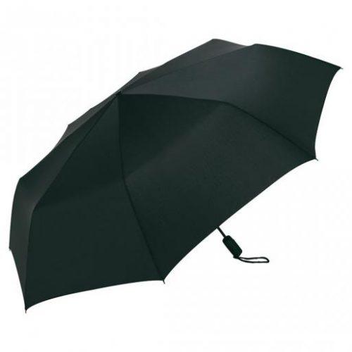 Paraguas plegable personalizado Ejecutivo antiviento FARE negro