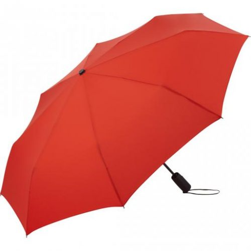 Paraguas plegable personalizado Ejecutivo antiviento FARE rojo