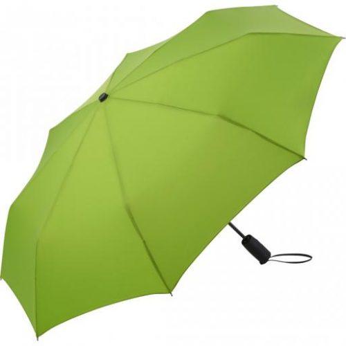 Paraguas plegable personalizado Ejecutivo antiviento FARE verde lima