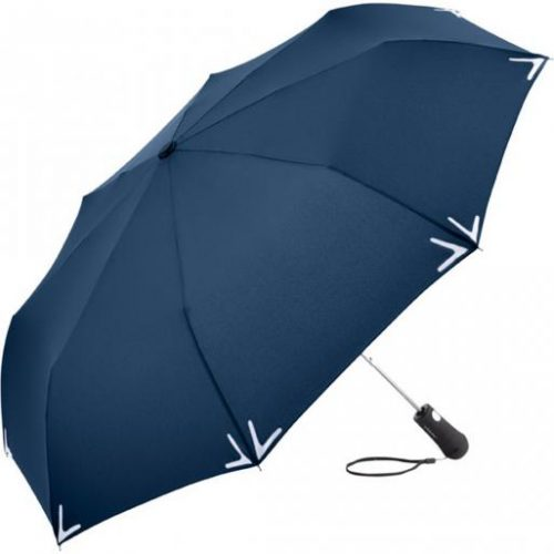 Paraguas plegable personalizado reflectante con luz LED