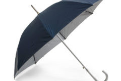 Paraguas de aluminio color azul