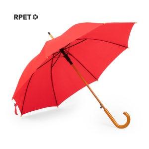 Paraguas ecológico mango madera