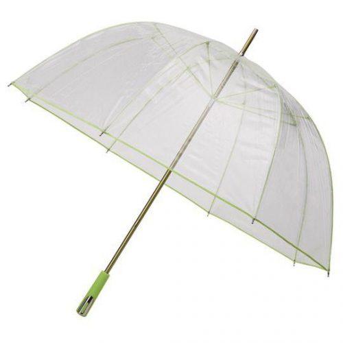 Paraguas personalizado PVC transparente