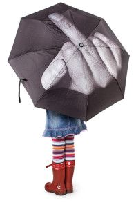 Paraguas fuckoff