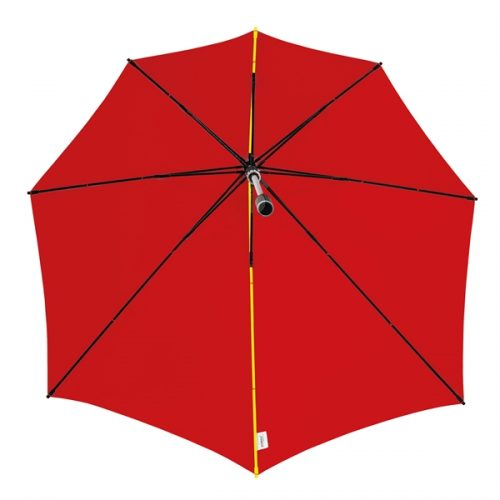Paraguas personalizado aerodinamico interior