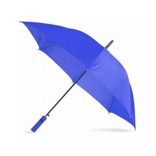 Paraguas personalizado barato mango color azul