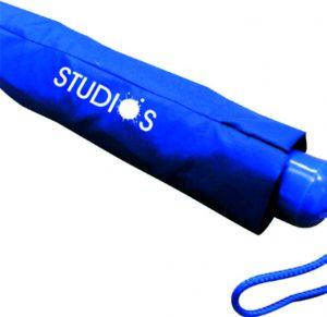 Paraguas para regalo: logo en funda