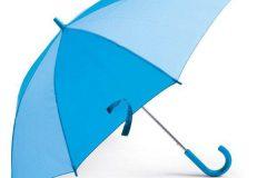 Paraguas personalizado para niños azul