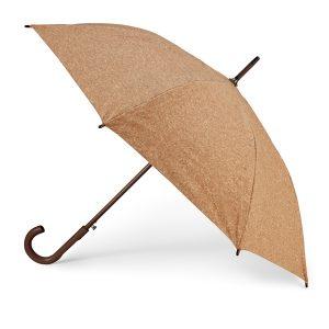 Paraguas personalizado ecologico corcho