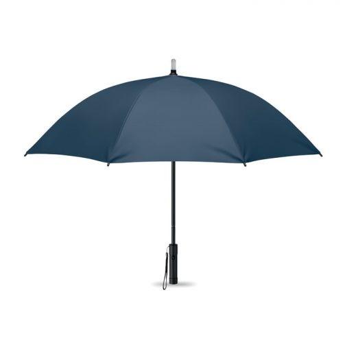 Paraguas personalizado luz LED y linterna