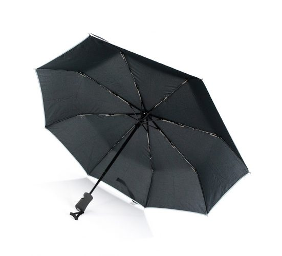 Paraguas personalizado plegable Antonio Miro abierto