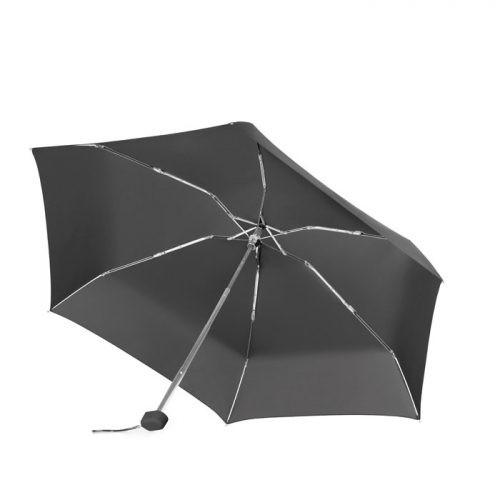 Paraguas plegable funda microfibra abierto