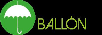 Paraguas Ballón - Paraguas personalizados